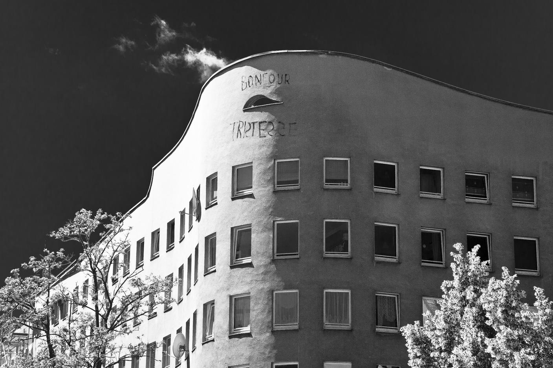 Berlin, Falckensteinstrasse - Bonjour Tristesse