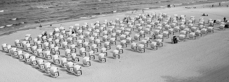 Binz-Sellin, Strand