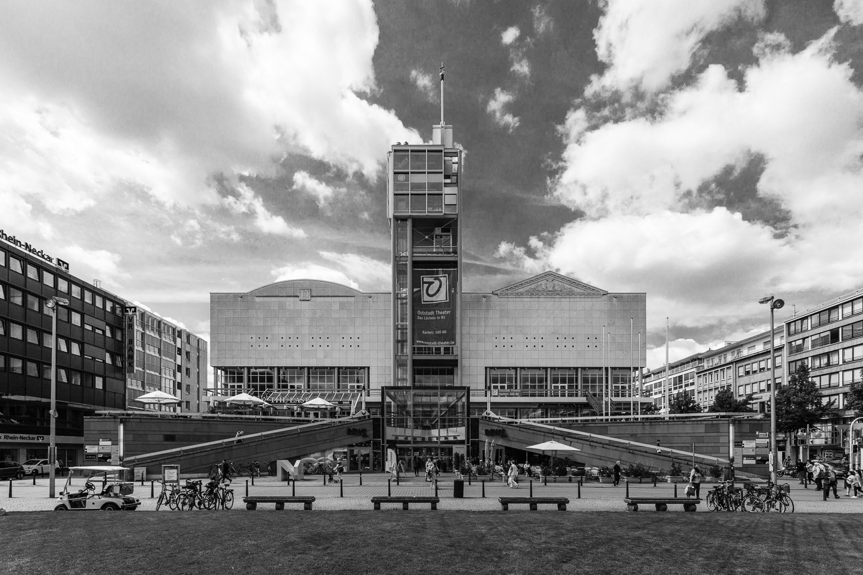 Mannheim, Stadthaus