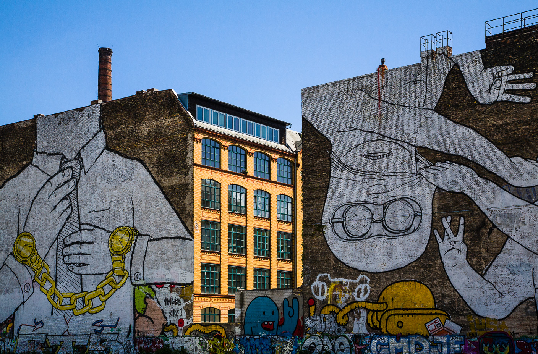 Berlin, Cuvrystrasse