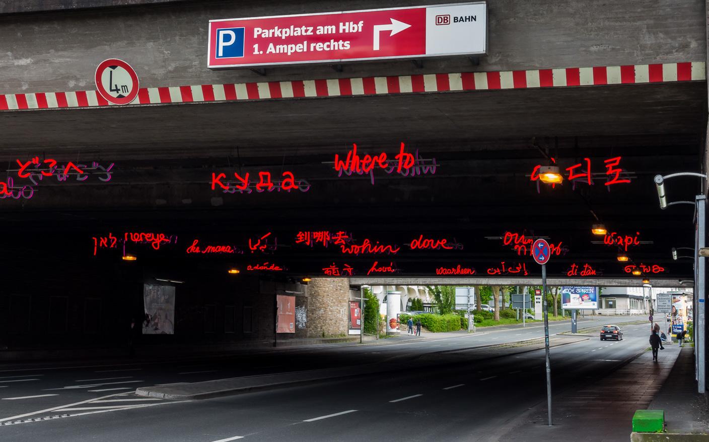 Bochum, Wohin?