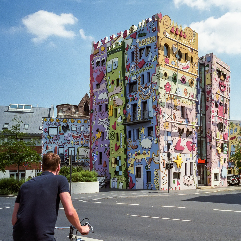 Braunschweig, Ackerhof - Rizzi-Haus