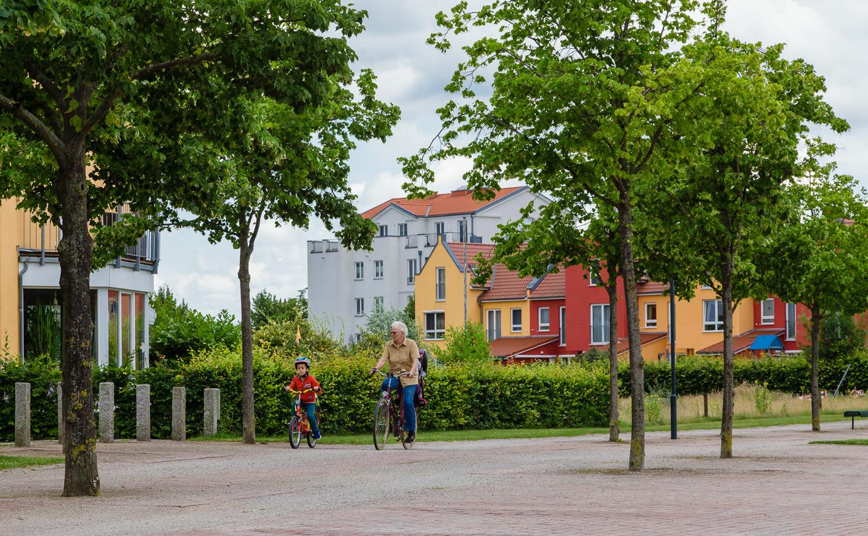 Bremerhaven, Kapitän-Ballehr-Strasse