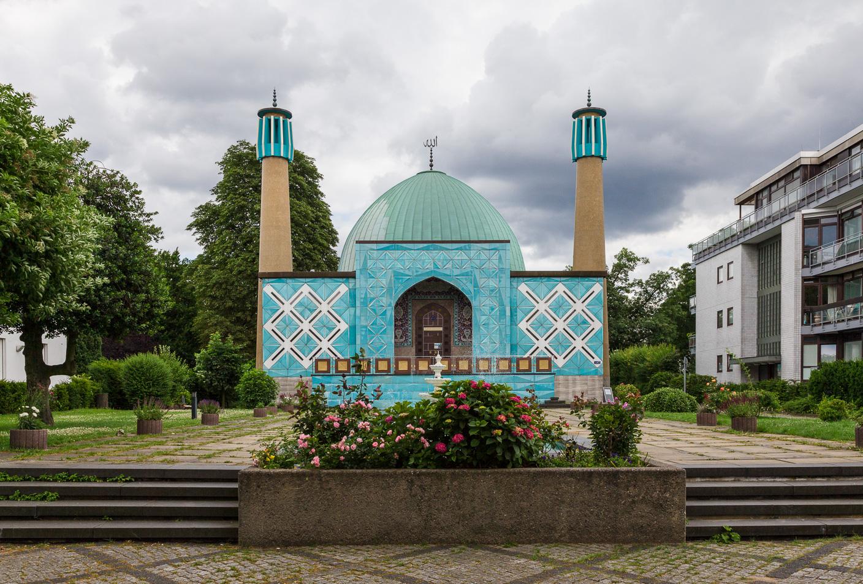 Hamburg, Moschee an der Alster