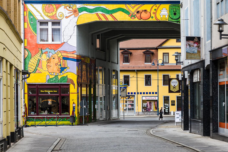 Jena, Unterm Markt