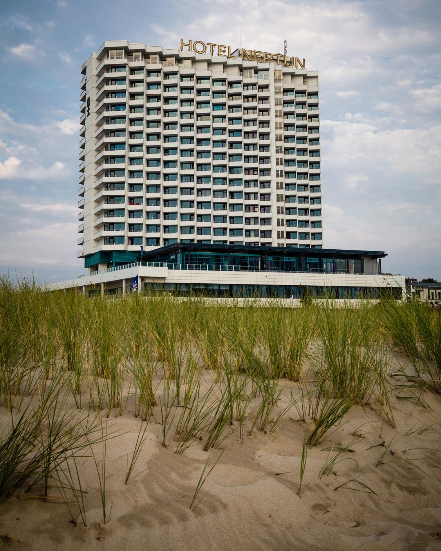Warnemünde, Hotel Neptun (Stasi Hotel)