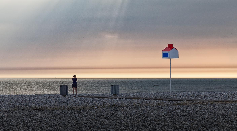 Le Havre - Crépuscule