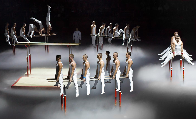 Les Gymnastes