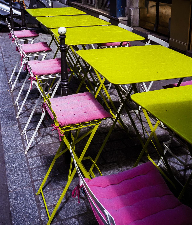 Paris, rue Montmartre I