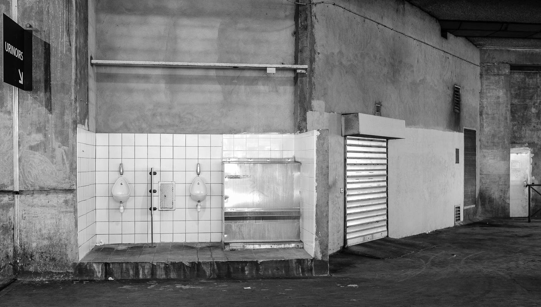 "Paris, Gare de Lyon, the ""Wild Side"""